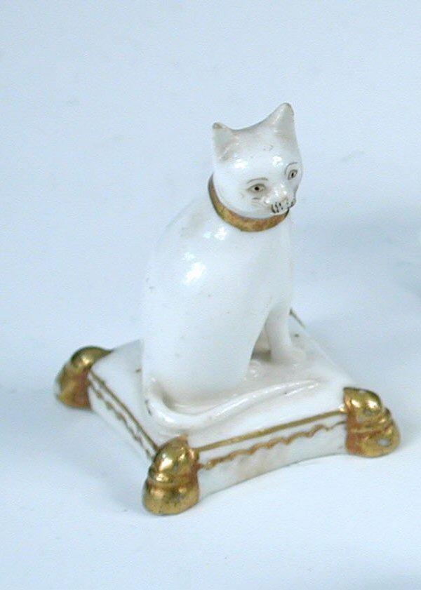 29: ROCKINGHAM WHITE CAT