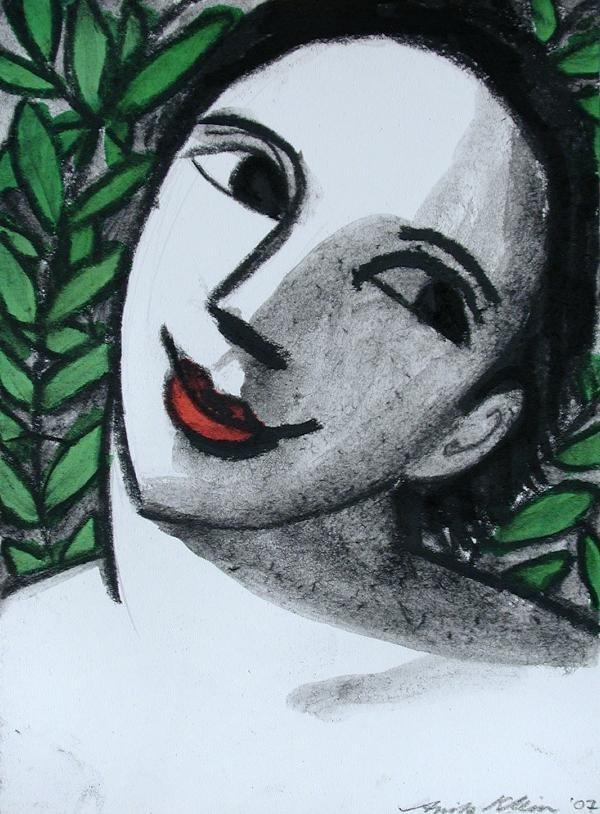 357: ANITA KLEIN (BRITISH, 20TH CENTURY)