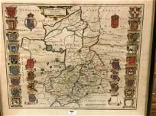 Joan Blaeu Cambs map