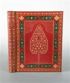 Fine binding. The Book of the Omar Khayyam Club