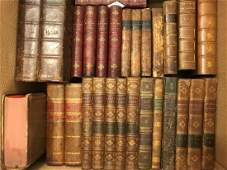 Literature leather bound RHIND W A History of the