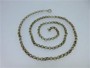 A belcher link long chain