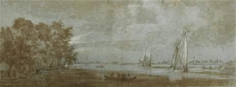 Attributed to Simon de Vlieger Dutch c16011653