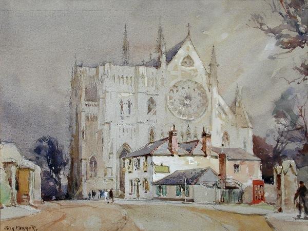 2025: JACK MERRIOTT, VPRI, ROI, SMA (BRITISH, 1901-1968