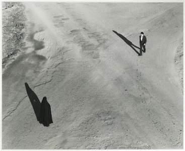 Shirin Neshat (Iranian, born 1957), Fervor (Couple at
