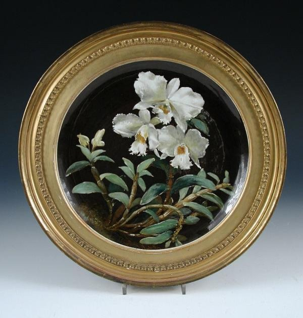9: A MINTON/MUSSILL PLAQUE