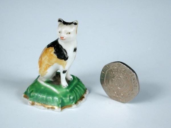 22: A ROCKINGHAM STYLE CAT