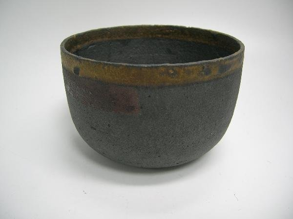 361: ROBIN WELCH, A STUDIO POTTERY BOWL - 2