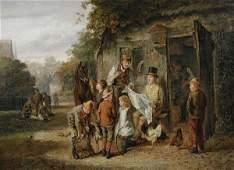 511 FREDERICK G PASMORE BRITISH 19TH CENTURY