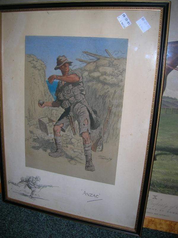 1025: ANZAC - SNAFFLES