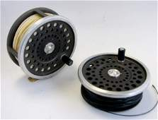 1370: HARDY - A 'MARQUIS SALMON NO 2' SALMON FLY REEL