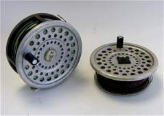 1374: HARDY - A 'MARQUIS SALMON NO 2' SALMON FLY REEL