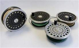 1376: HARDY - A 'MARQUIS SALMON NO 1' SALMON FLY REEL