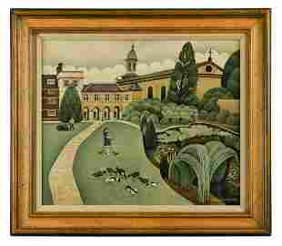 § Alfred Daniels RBA, RWS (British 1924-2015)