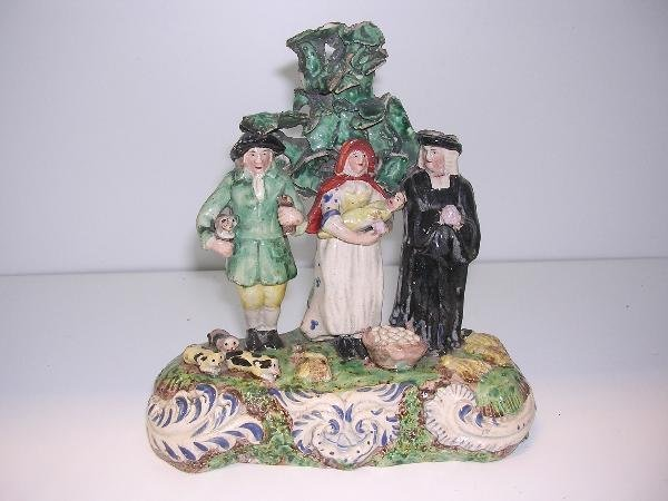 20: ATTRIBUTED TO WALTON, AN EARLY 19TH CENTURY TITHE