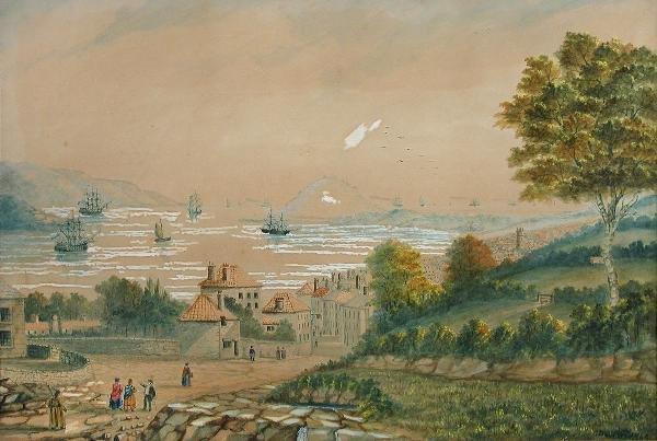 462: JOHN DUNN (BRITISH, FL.1869-1872)