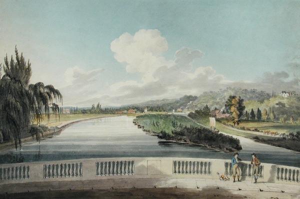 465: ATTRIBUTED TO JOHN NIXON (BRITISH, C.1750-1818)