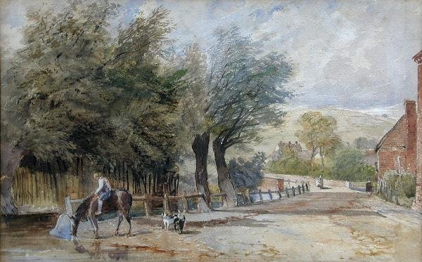 469: ATTRIBUTED TO DAVID COX