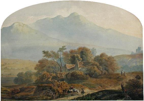 474: THOMAS MILES RICHARDSON (BRITISH, 1784-1848)
