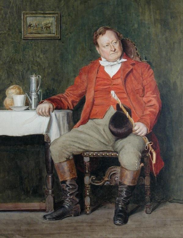 478: SIR JAMES DROMGOLE LINTON, PRI, HRSW (