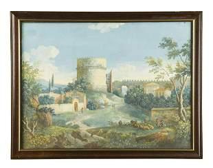 Circle of Giovanni Battista Busiri Italian 16981757
