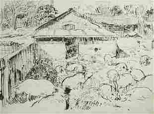 Kenneth Green RP British 19051986