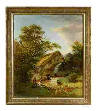 J Wainwright British 19th Century