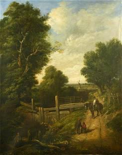 Follower of John Constable, mid 19th Century