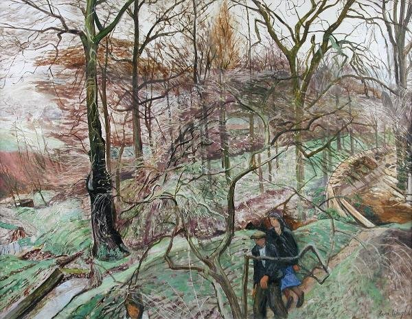 2: CAREL WEIGHT, RA (BRITISH, 1908-1997)