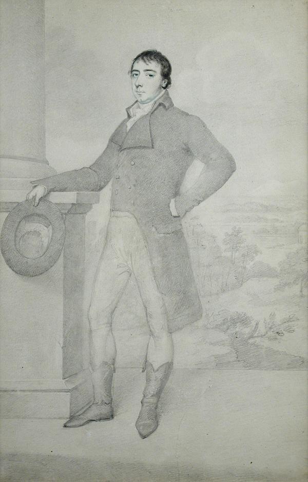 410: HENRY EDRIDGE, ARA (BRITISH, 1768-1871)