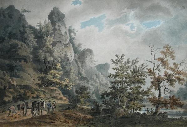 412: JOHN GLOVER (BRITISH, 1767-1849)