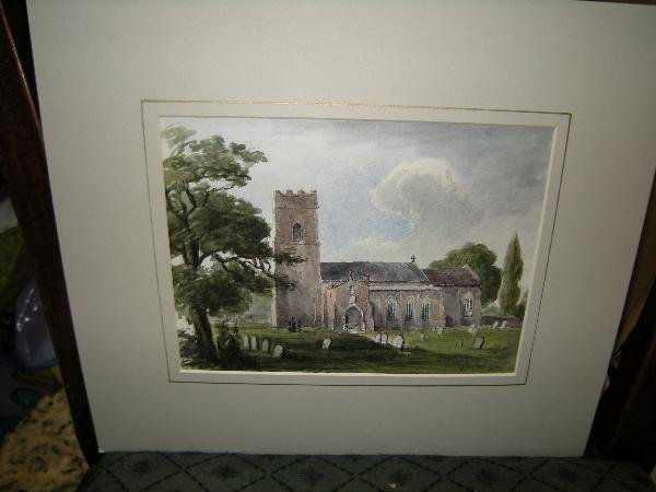 414: FANNY PARRISH OF HEMSBY (BRITISH, 19TH CENTURY)