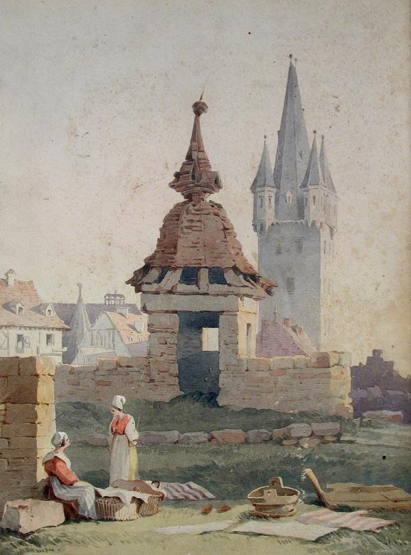 416: JESSICA BROWN (BRITISH, 19TH CENTURY)  A