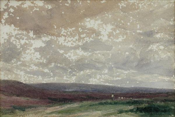 420: DAVID GOULD GREEN, RI (BRITISH, 1854-1917)