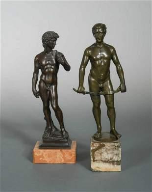 Spiro Schwatenberg (German, 1898–1922), a bronze