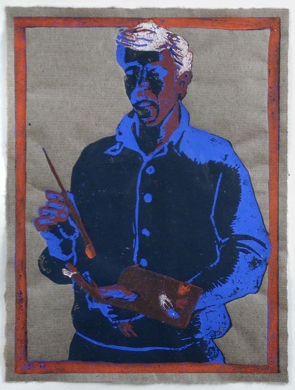 291: NICHOLAS MOORE (BRITISH, 20TH CENTURY)