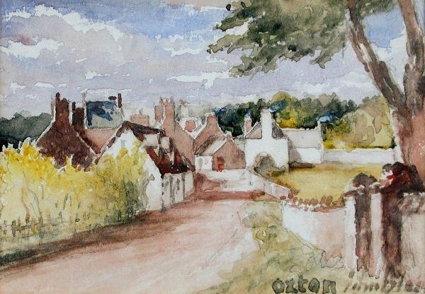 309: JOHN BLAIR (BRITISH, 1850-1920)