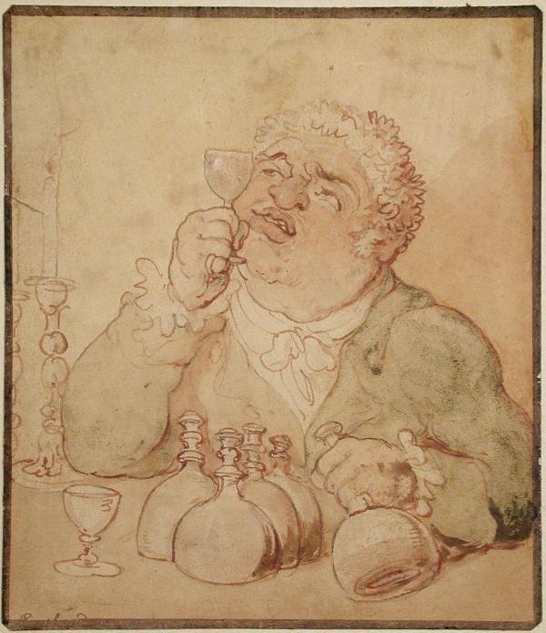 316: THOMAS ROWLANDSON (BRITISH, 1756-1827)