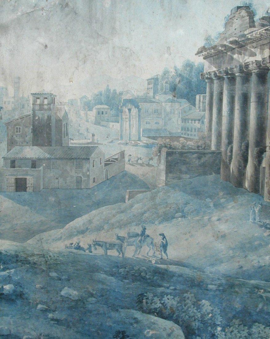 Attributed to Giovanni Battista Lusieri (Italian, 19th