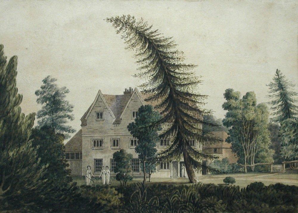 Thomas Espin of Louth, FSA (British, 1767-1822) - View