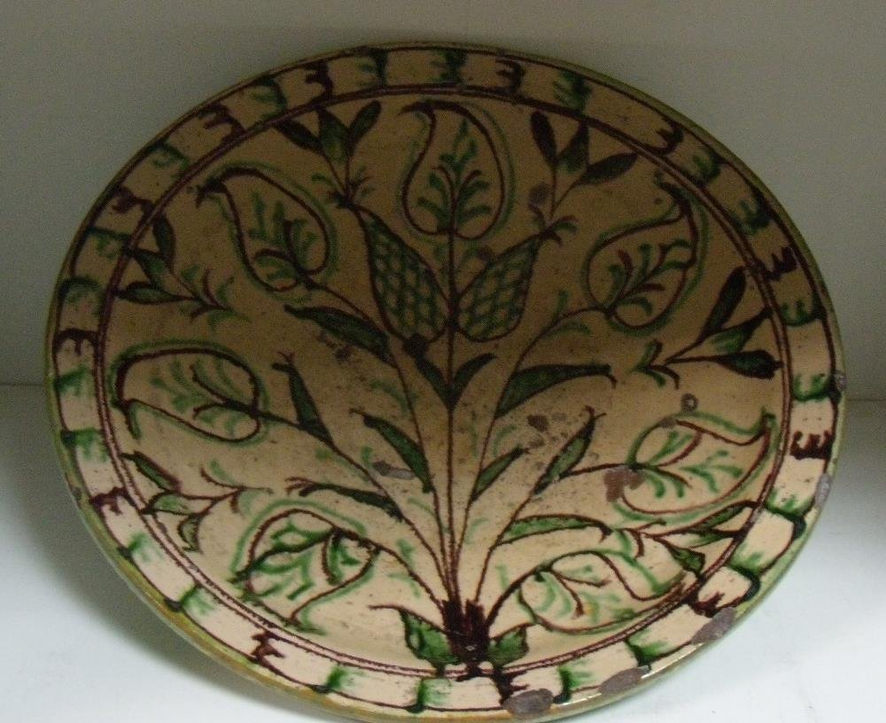 A Middle Eastern bowl, possibly 12th/13th century