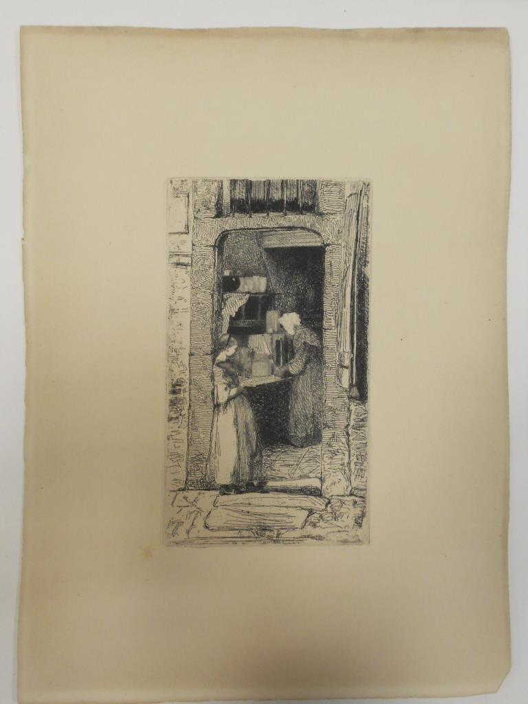 James Abbott McNeill Whistler (American, 1834-1903) -