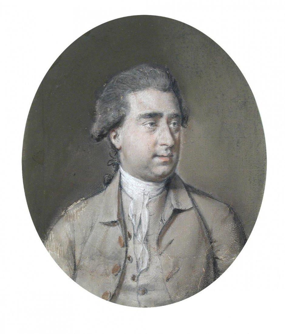 Hugh Douglas Hamilton (Irish, 1739-1808) Portrait of