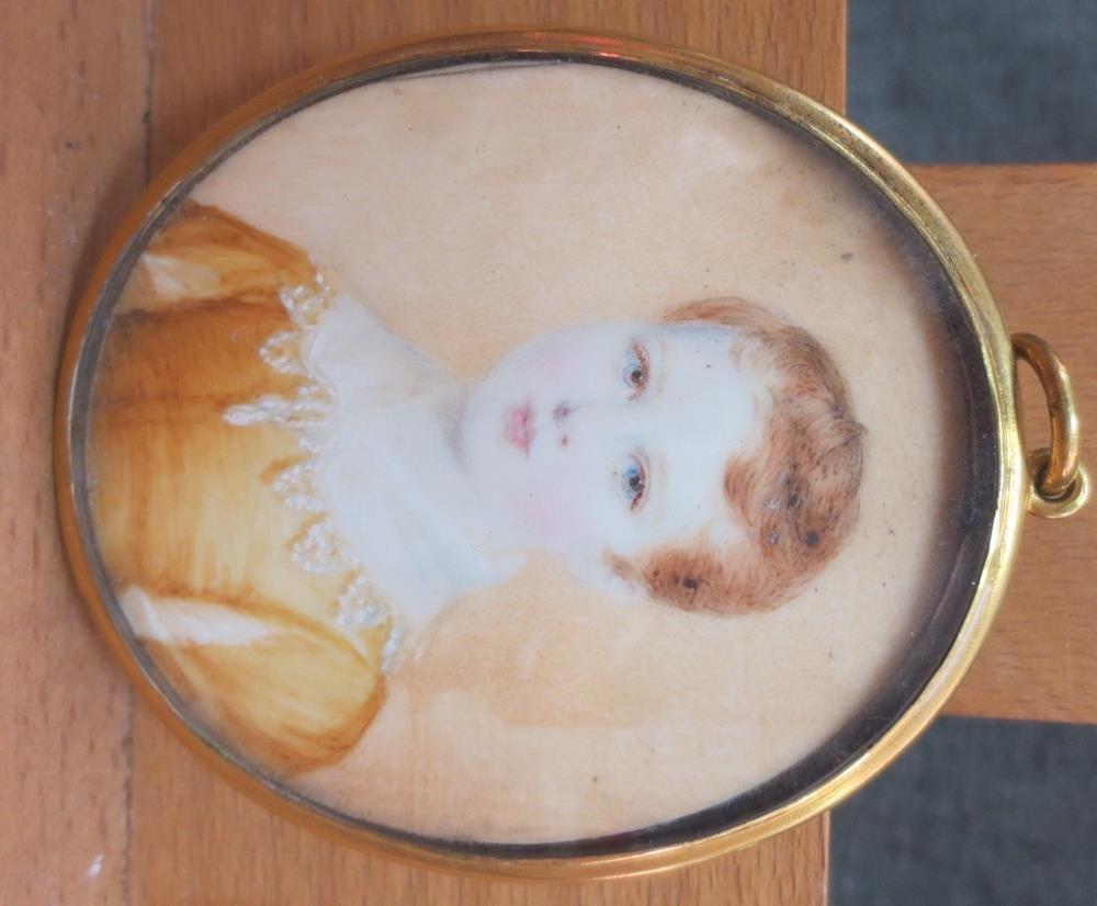 Anthony Stewart (British, 1773-1846) - Portrait