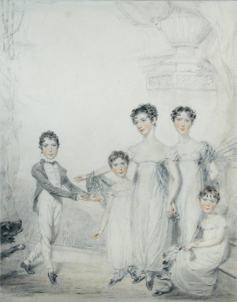 Benjamin Burnell (British, fl.1790-1828) The Wyld