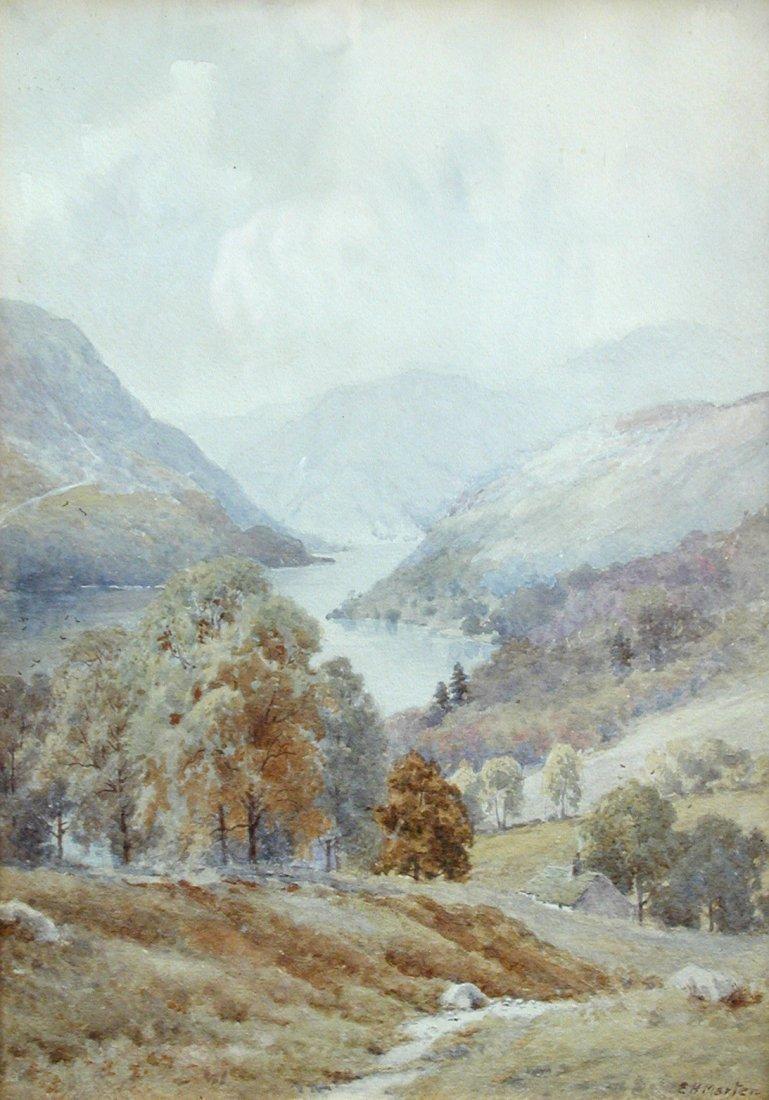Eliot H Marten (British, exh. 1886-1901) The Cumberland