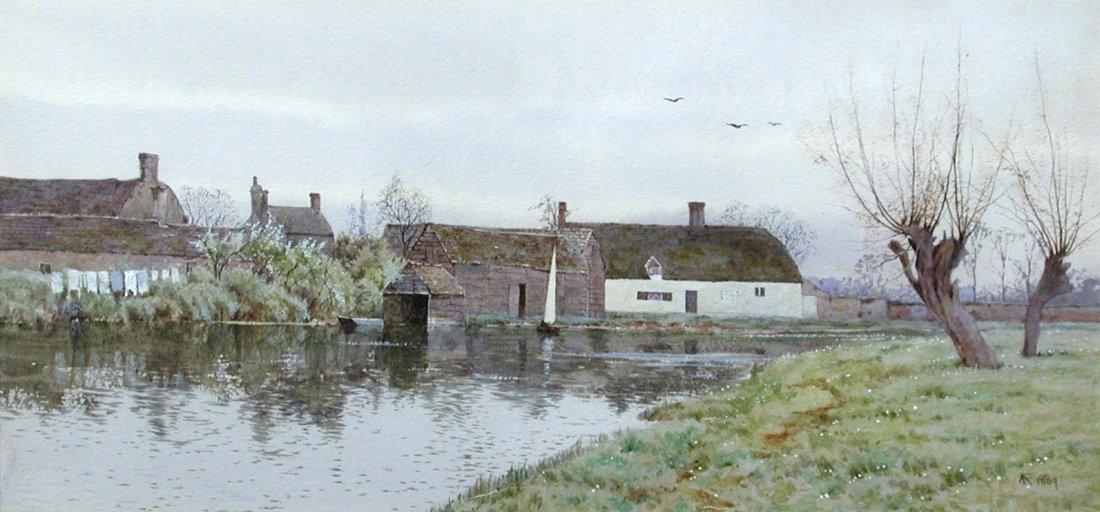 Arthur Anderson Fraser (British, 1861-1904) The Old