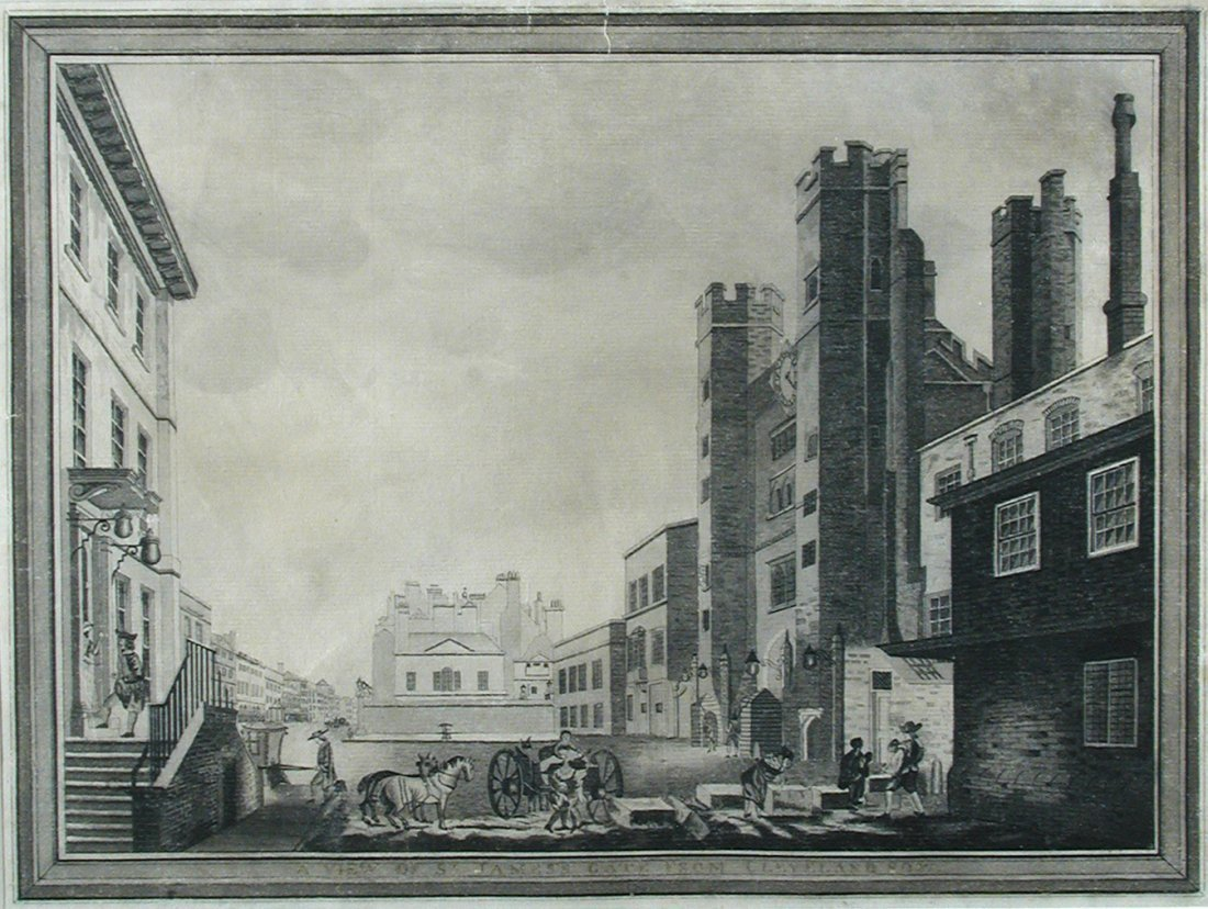 Circle of Paul Sandby (British, 1725-1809) A View of St