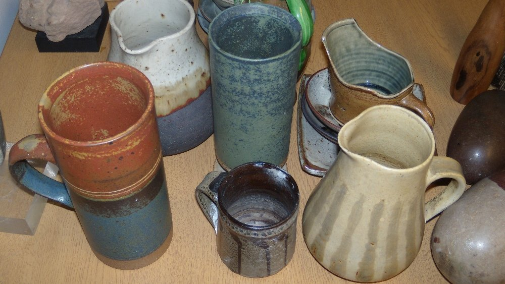 Robin Welch, Lucie Rie and other studio ceramics,