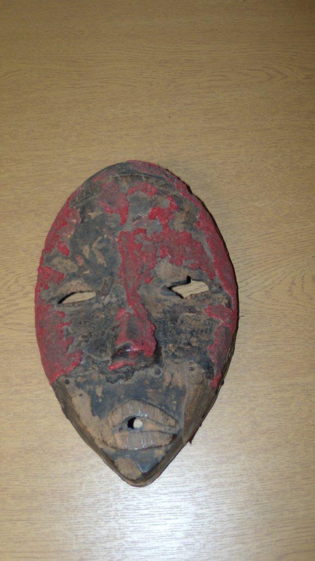 A 1920's Dan mask, 1092,